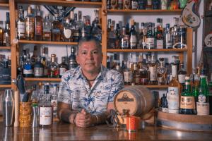 Chris Fierro - Rum_bassador