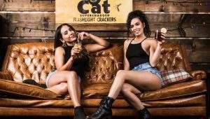 Samantha Warren and Vianca Arias – Thirsty Bartenders