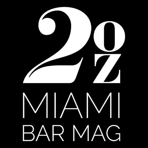 2OZ MIAMI BAR MAG