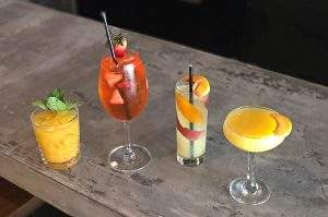 Buya Brunch Cocktails