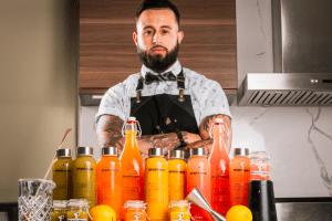 Juan Tapia - Top Notch Mixers