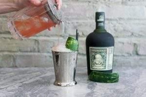 Julep - Diplomatico Rum
