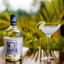Planas Martini - Diplomatico Rum