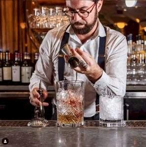 Ray Mozak - Bar Manager Novikov Miami
