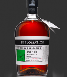 Good Things Comes in Threes - Diplomatico Rum
