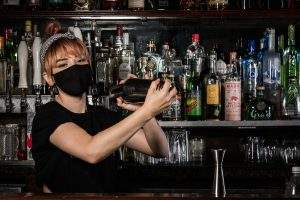Barbara Peña - Bartender @ The Local