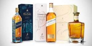 The Fall 2020 Release of Johnnie Walker 200th Anniversary Blends